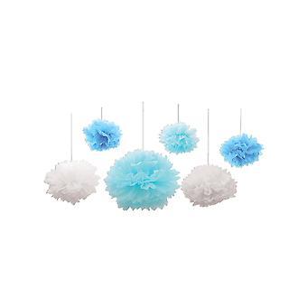 Tissue Fluff Balls