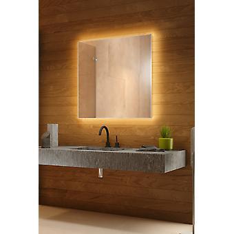 Bakbelyste speil med sensor, Demister, barbermaskin k706BLCW