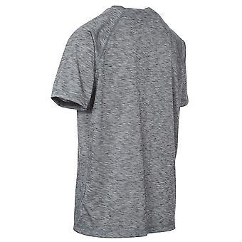 Traspaso Mens llamativa camiseta de DLX