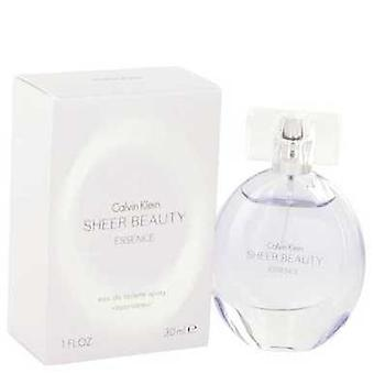 Sheer Beauty Essence By Calvin Klein Eau De Toilette Spray 1 Oz (women) V728-516438