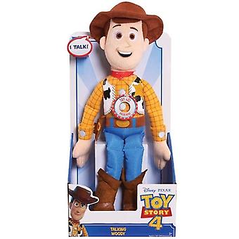 Toy Story 4 Doll-Talking Woody