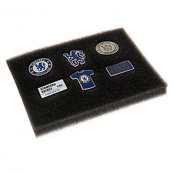 Chelsea 6 szt. odznaka