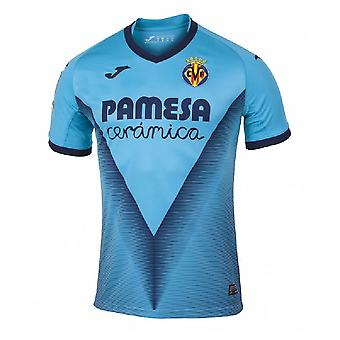 2019-2020 Villarreal Joma Third Football Shirt
