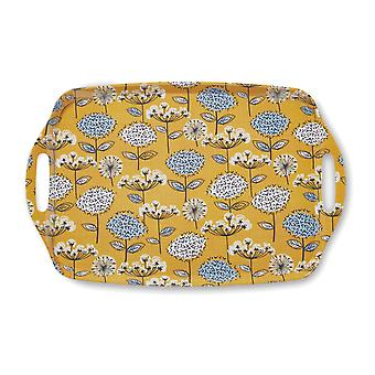 Cooksmart Retro Meadow Large Tray