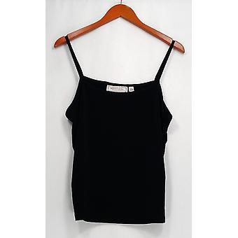 George Simonton Top Bateau Neck Split Sleeve Lace Black A223572