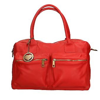 Handbag made in leather P6173