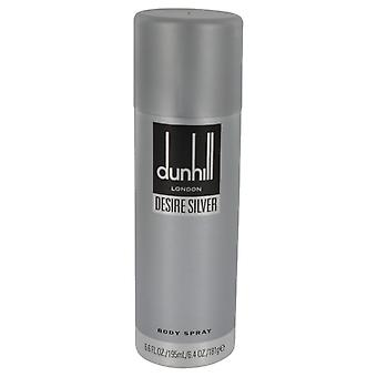 Dunhill Desire Silver Deodorant spray 195ml