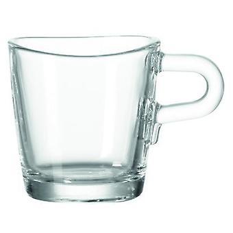 Leonardo Espresso Cup Loop (Tafels en Keuken , Huishouden , Koppen en Mokken)