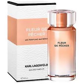 Karl Lagerfeld Fleur De Pecher Eau de Parfum 100ml EDT Spray