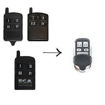 Control remoto compatible con ECA