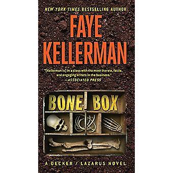 Bone Box - A Decker/Lazarus Novel by Faye Kellerman - 9780062424976 Bo
