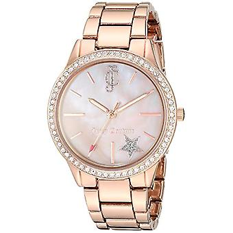 Juicy Couture Clock Woman Ref. JC/1096BMRG