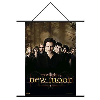 The Twilight Saga New Moon Wall Scroll the Cullens