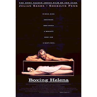 الملاكمة هيلينا (العادية) ملصق السينما الأصلي