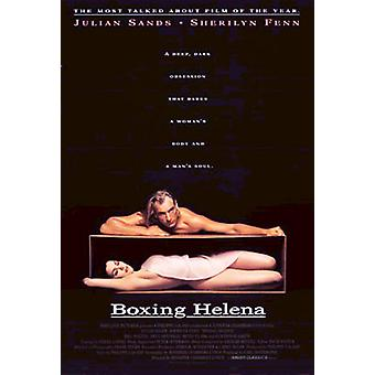 Boxen Helena (regular) Original Kino Poster