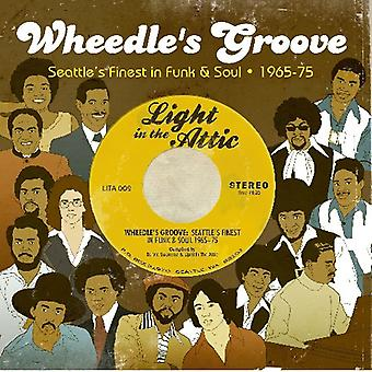 Wheedle's Groove - Seattle's Finest in Funk & Soul 1965-75 [CD] USA import