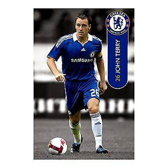 Chelsea FC officiel John Terry Football Player affiche murale