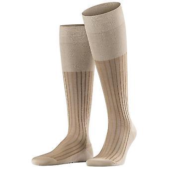 Falke Shadow Knee High Socken - Gravel Beige