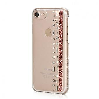 Hull For IPhone 8 / IPhone 7 Rose Gold Hermitage With Swarovski Crystals