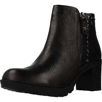 Carmela Booties 66868c Color Black