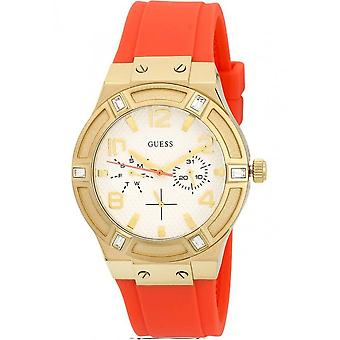 Guess - Accessories - Watches - W0564L2 - Ladies - coral,gold