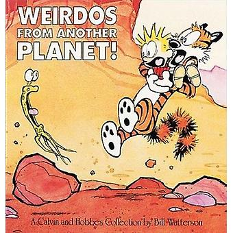 Weirdos from Another Planet! by Watterson - Bill - 9780833554529 Book
