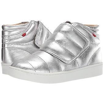 MARC JOSEPH NEW YORK Kids Boys/Girls Leather Made in Brazil Hightop   Sn...