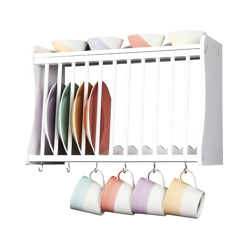 Minack Wall-mounted Plate Rack