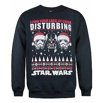 מלחמת הכוכבים מחסור בסווטשרט חג המולד