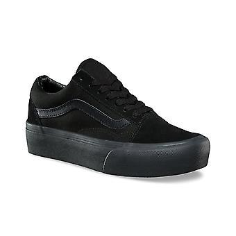 Vans UA Old Skool Platform VN0A3B3UBKA universel toute l'année chaussures unisexes