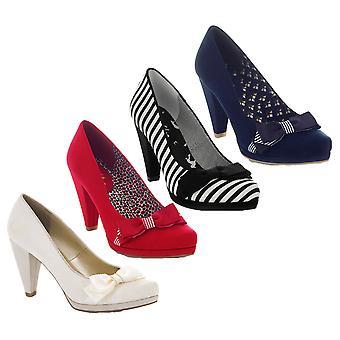 Ruby shoo kvinnor ' s Susanna Court Shoe pumpar