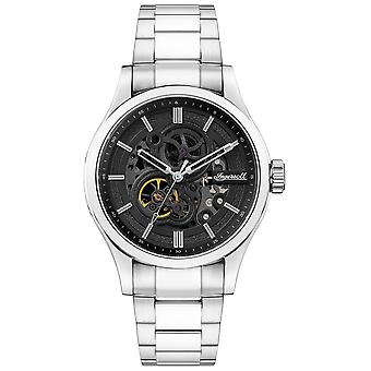 Armstrong Automatic Analog Men's Watch with I06803 Stainless Steel Bracelet