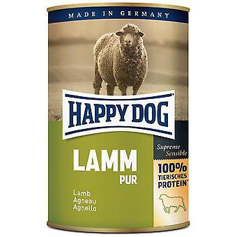 Happy Dog Lamm Pur (Lamb) (Dogs , Dog Food , Wet Food)