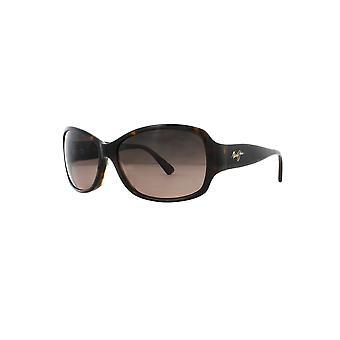 Maui Jim Nalani Polarsied RS295 10 Dark Tortoise/Maui Rose Sunglasses