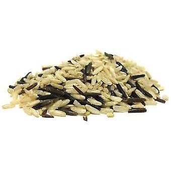 Mélange de riz sauvage et brun -( 22lb )