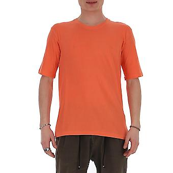 Laneus 90624cc7arancio Men's Orange Cotton T-shirt