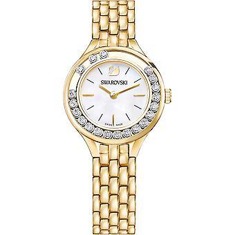 Swarovski vackra kristaller mini 5242895 klocka-Women ' s Dor e stål Watch