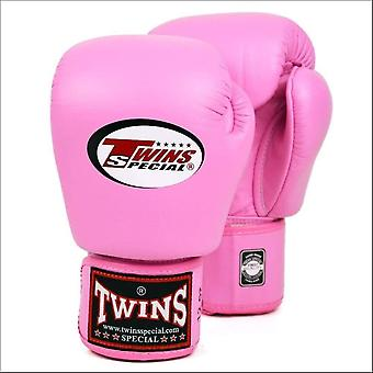 Twins special pink boxing gloves