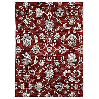 23& x 36& x 0.79& Crimson Mikrokuituliina / Polyesteri Accent Matto