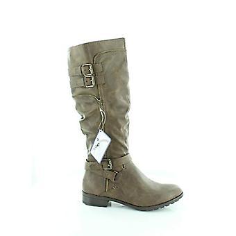 WHITE MOUNTAIN Remi Women's Boots Dk Brown Size 9 M