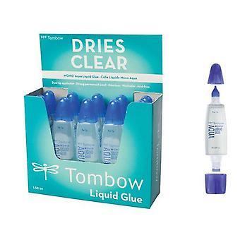 Tombow Liquid glue Aqua 10 pcs 50 ml 19-PT-WTC-10P