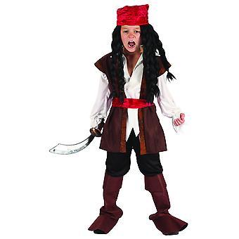Déguisement pirate garçon avec bandana