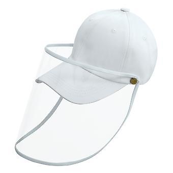 Allthemen Anti Speichel Kinder Hut abnehmbare Schutz Gesichtsschild voller Gesicht Abdeckung Maske