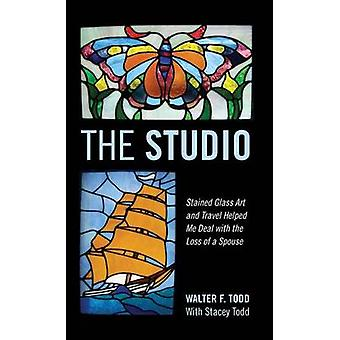 The Studio Stained Glass Art and Travel Helped Me Deal with the Loss of a Spouse by Todd & Walter F.