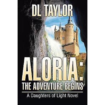 Aloria door DL Taylor