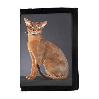 Cat Abyssinier Wallet