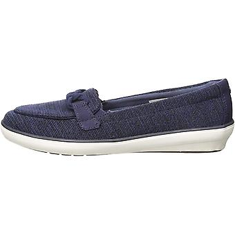 Grasshoppers Women's Windsor Rib Knit Loafer Flat