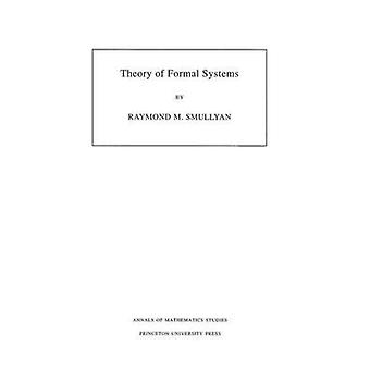 Theory of Formal Systems by Raymond M. Smullyan - 9780691080475 Book