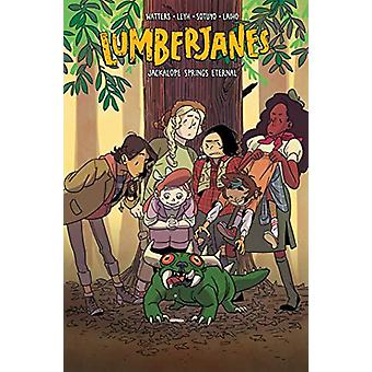 Lumberjanes Vol. 12 by Shannon Watters - 9781684153800 Book