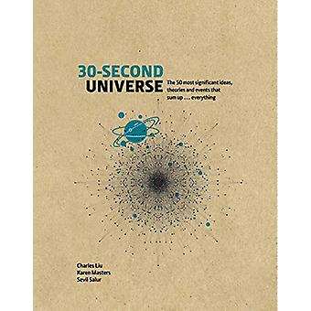 30-Second Universe - 50 most significant ideas - theories - principles